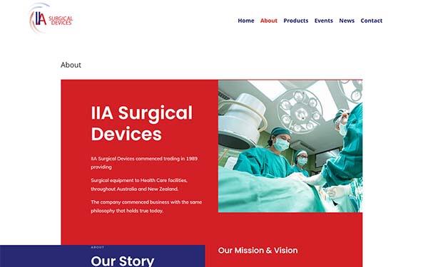 IIA Surgical