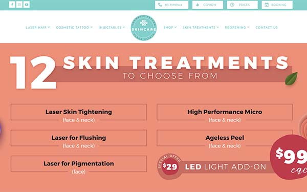 Skincare Laser Clinic